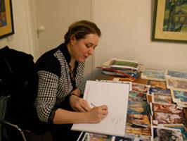 Елена Зарубова, художник